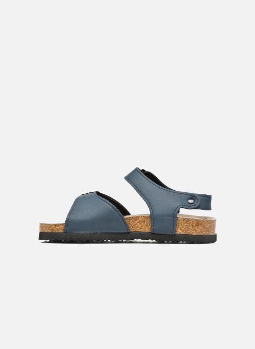Sandalias I Love Shoes MCGEE Azul vista de frente